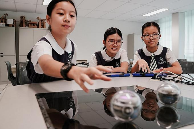 Coding for primary school important for future