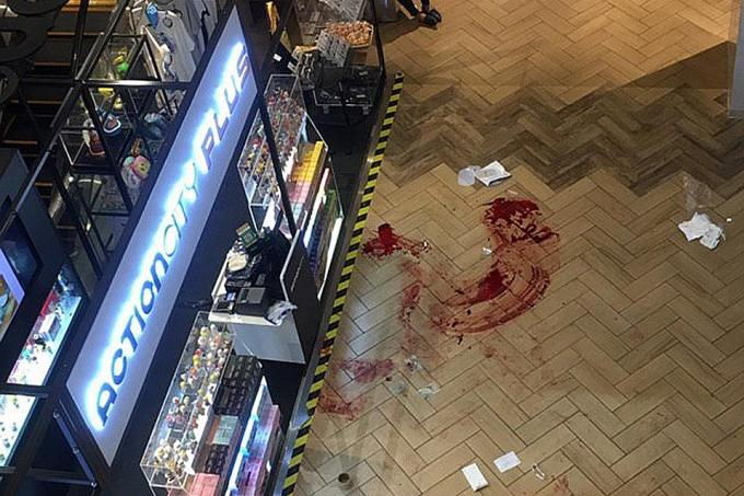 Man dies after falling several levels in Ngee Ann City mall