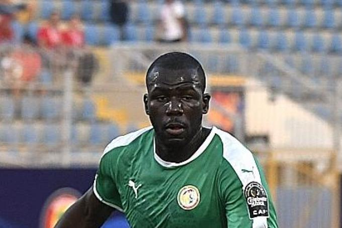 Senegal without Kalidou Koulibaly for African Nations Cup final