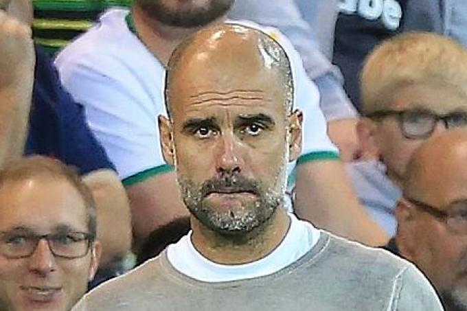 We can't win all the time: Pep Guardiola