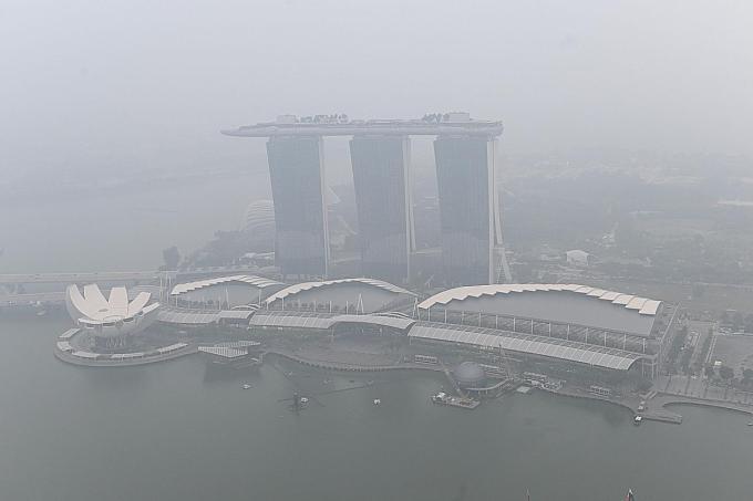 Haze in Singapore expected to worsen