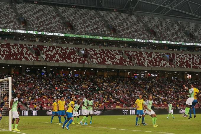 Don't blame fans for poor turnout at Brazil's matches: Neil Humphreys