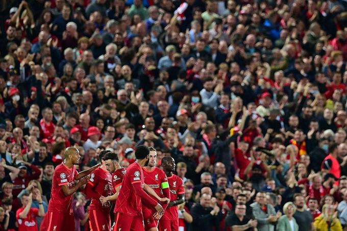 Neil Humphreys: Anfield shows Man City what they lack