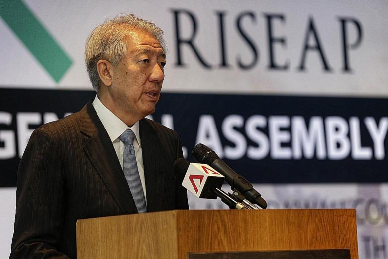 Unite to counter extremist violence: Deputy PM Teo