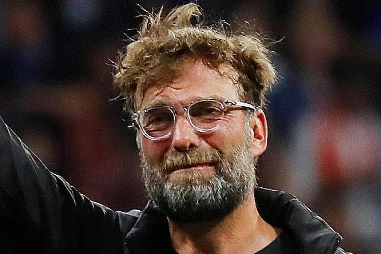 I want to see Juergen Klopp at Bayern Munich, says Franz Beckenbauer