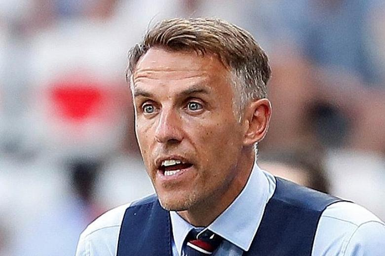 England manager Phil Neville slams 'nonsense' third-place play-off
