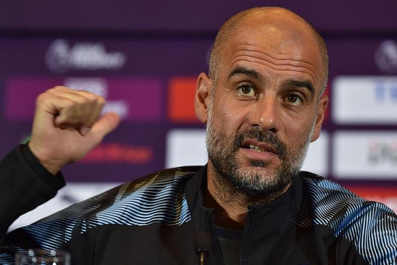 Manchester City boss Pep Guardiola dismisses Chinese media criticism