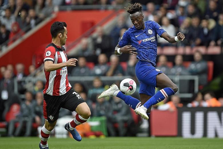 England young guns Tammy Abraham, Mason Mount fire Chelsea to victory