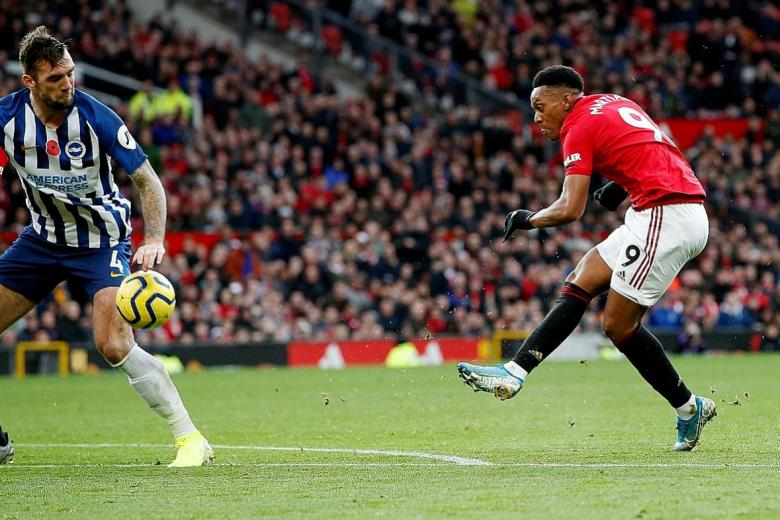 Neil Humpheys: Anthony Martial makes the difference for Man United