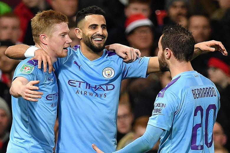 Cup treble can save Manchester City's season: Richard Buxton