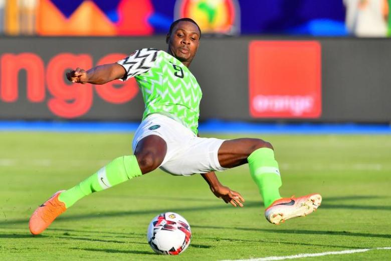 Man United make surprise swoop for ex-Watford striker Odion Ighalo