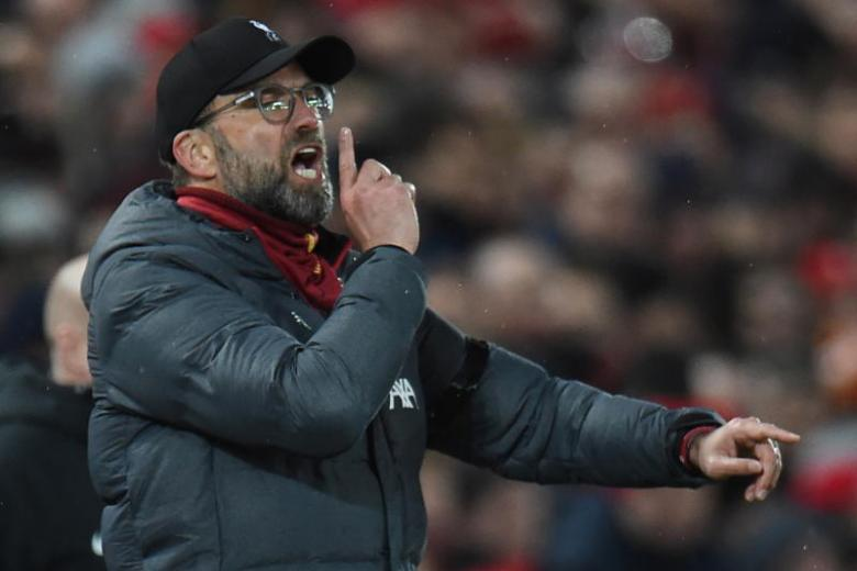 Klopp wary of 'physical' Watford as Reds close in on EPL title