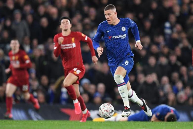Chelsea beat Liverpool to reach FA Cup q-finals