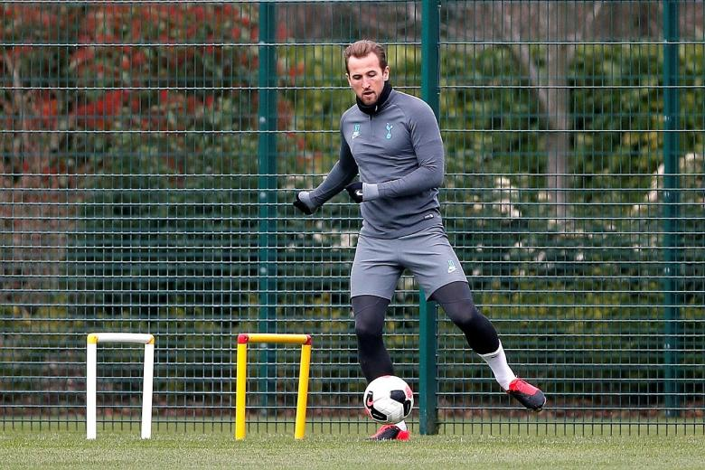 Harry Kane on course to be fit when EPL returns