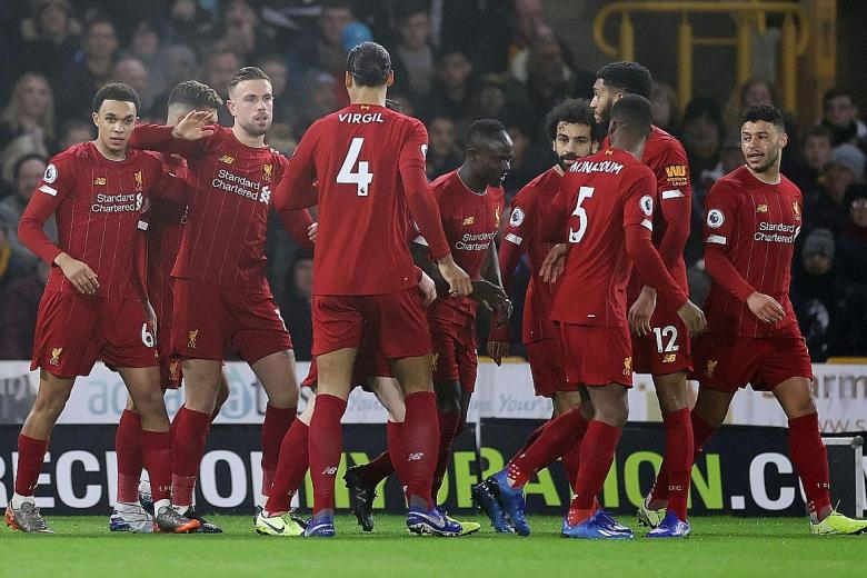 No Rush to give Liverpool the title: Neil Humphreys