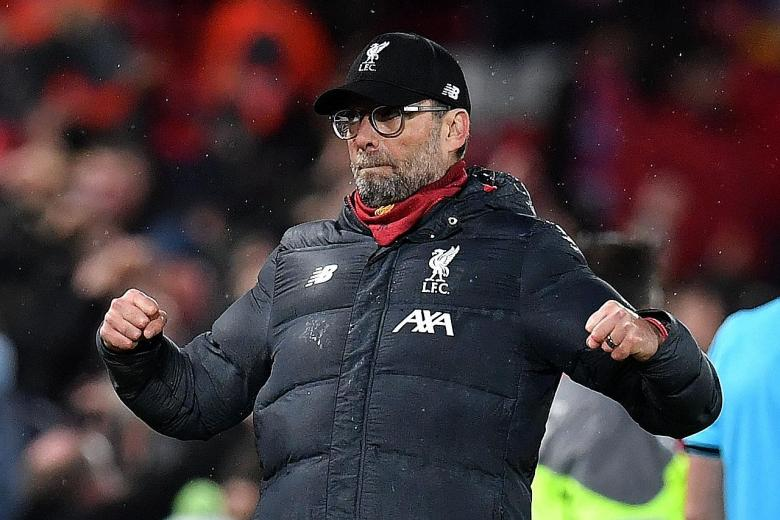 Liverpool manager Juergen Klopp reveals he feared the sack earlier