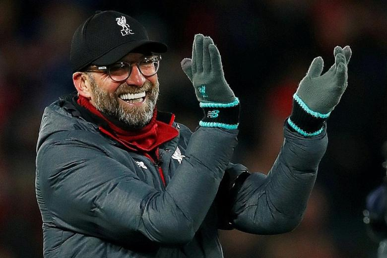 Juergen Klopp is the voice of reason in trying times: Richard Buxton