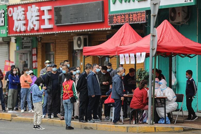 China's Harbin in semi-lockdown after local Covid cases emerge again