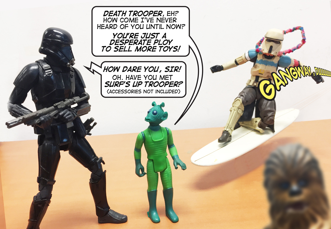 stormtroopers, spring break, scariff, star wars, rogue one, Darth Vader, Director Krennic